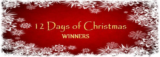 12 days winners